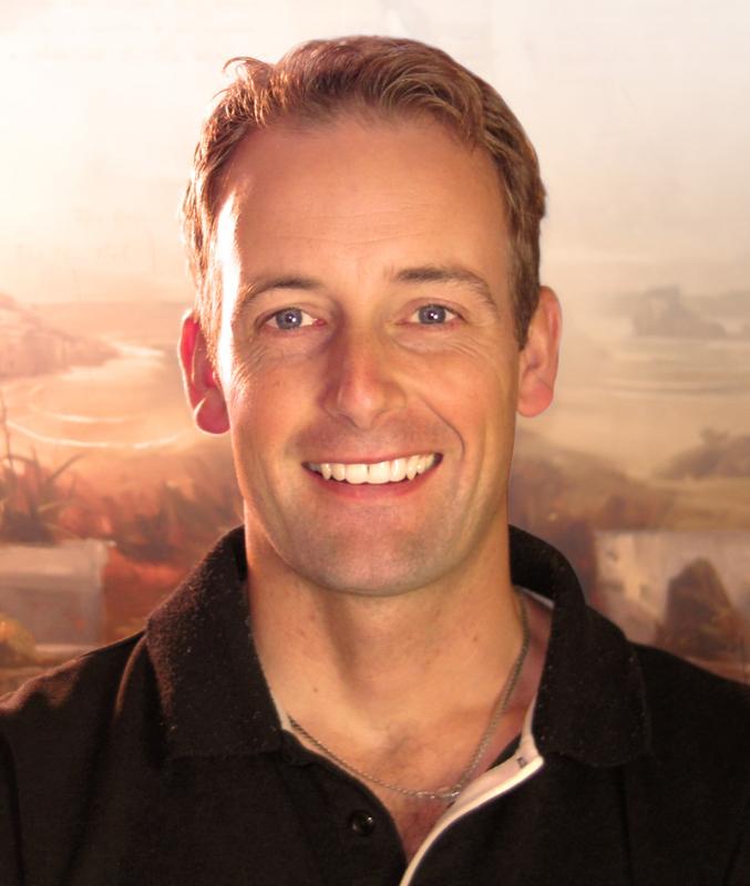 Richard Robinson aka NZ painter