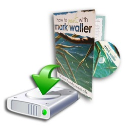 Mark Waller's Water Fundamentals downloadable DVD will having you diving right in to painting water with a whole new eye!