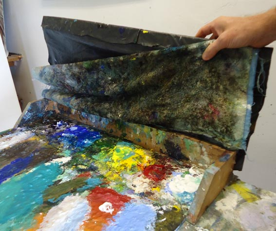 How To Speed Up Acrylic Paint Drying