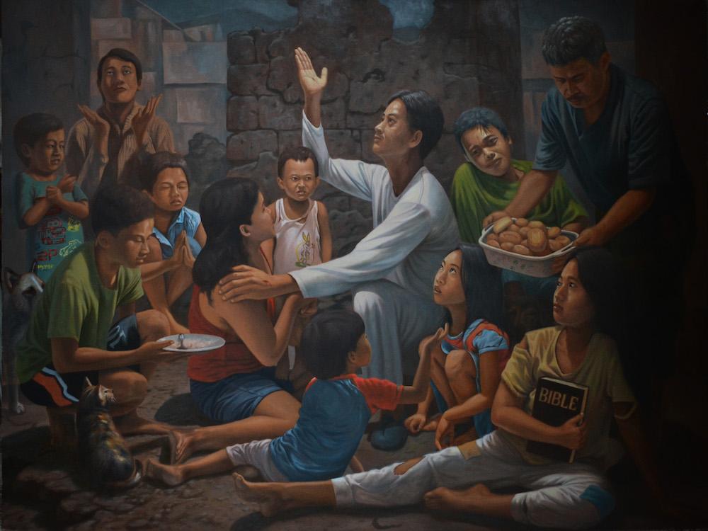 John Magne Lisondra's people