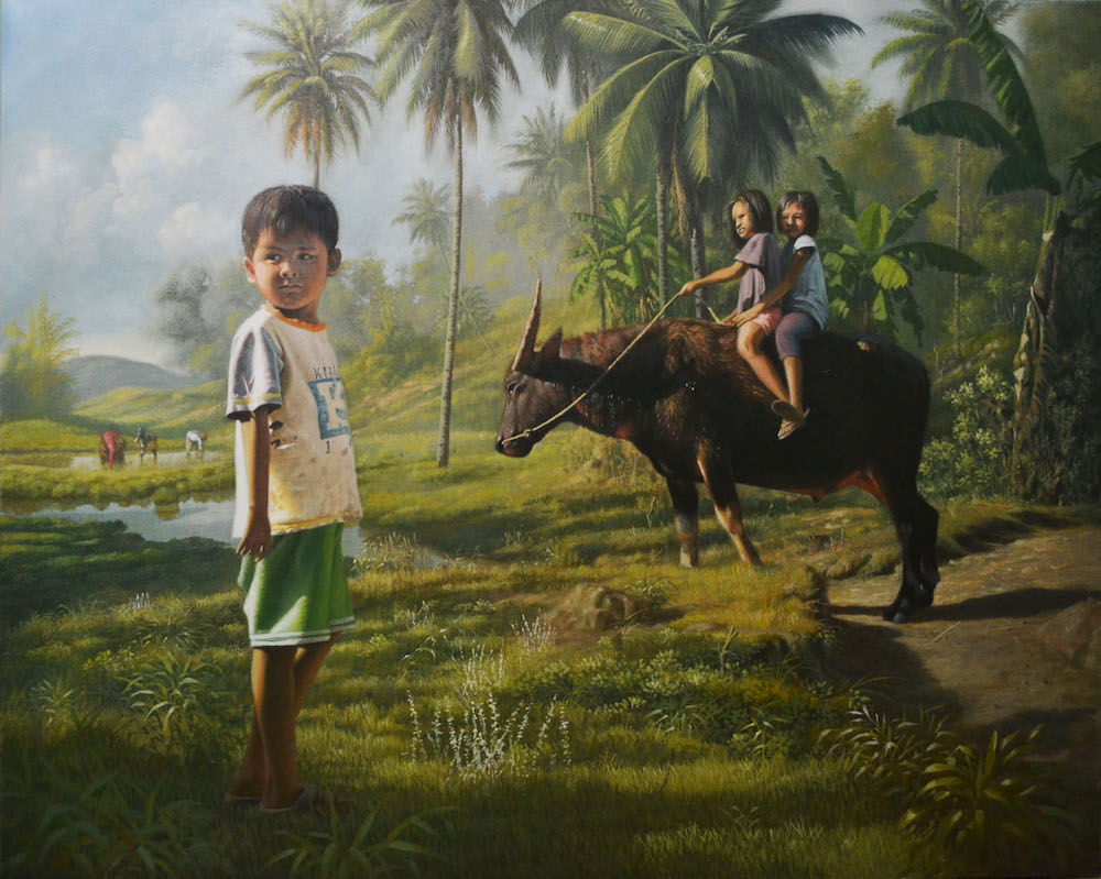 Landscape by John Magne Lisondra