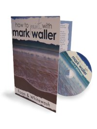 Mark's downloadable DVD Water - Foam & Whitewash will help you understand how to paint waves, whitewash and suds.