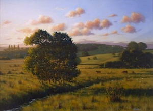 Learn how to paint landscapes with light and zest!