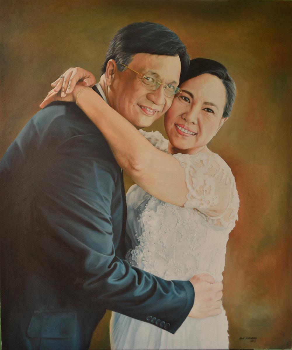 John Magne Lisondra's portrait