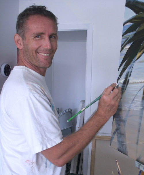 Mark Waller - Artist