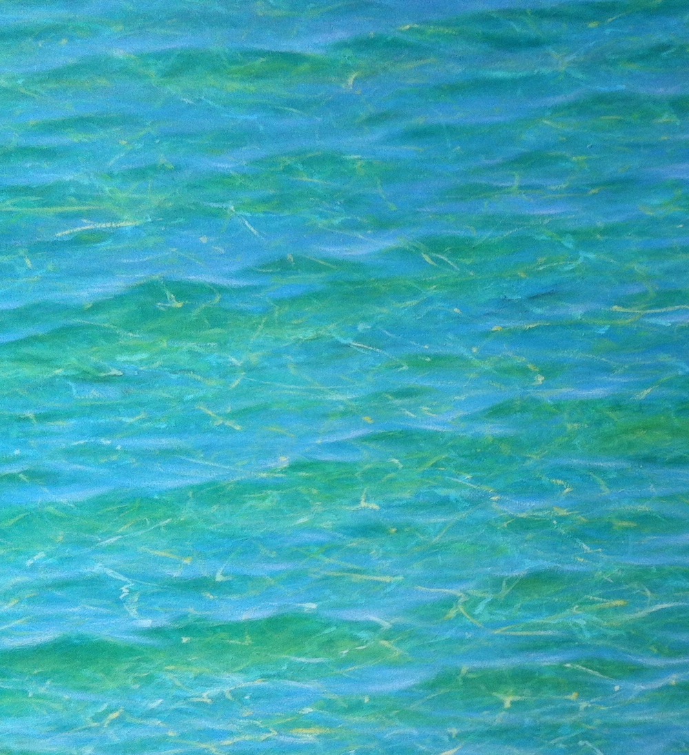 Learn how to paint water just like this with Mark Waller!