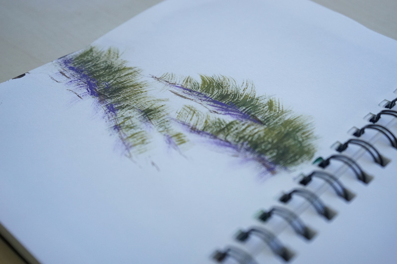What's this?  Spinifex too?  Brush up on your *ahem* brush technique with some handy tips.