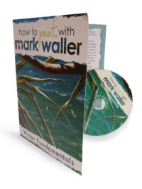 Mark Waller's Water Fundamentals DVD will having you diving right in to painting water with a whole new eye!