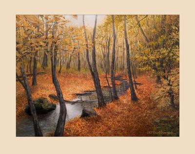 Autumn's Retreat