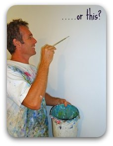 Does this work?  Use your common sense a bit too when choosing the right paintbrush for the job.