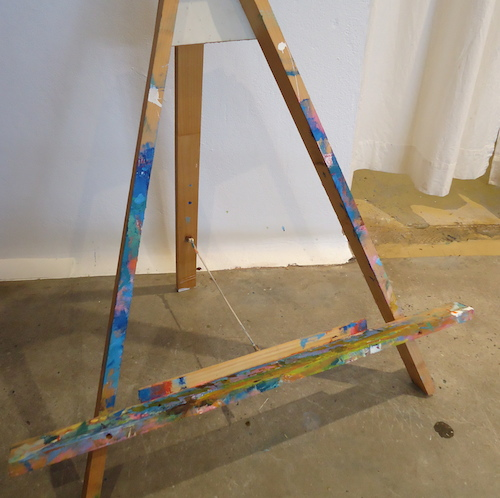 painting tools - your easel