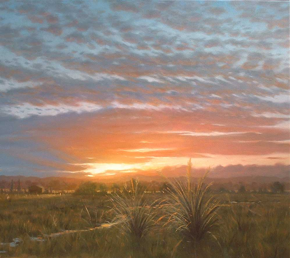 Uncover the nuance behind the romance and learn how to paint glorious sunsets.