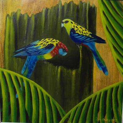 Our Rosellas