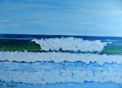 Waves at Bulli