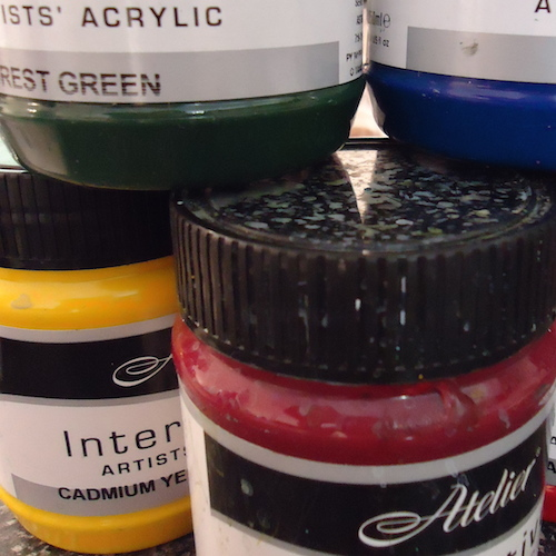 painting tools - your paint