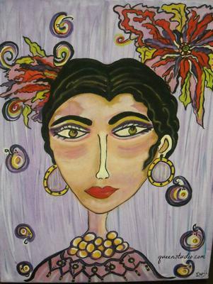 The Queen Frida Kahlo
