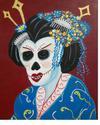 Geisha Muerta