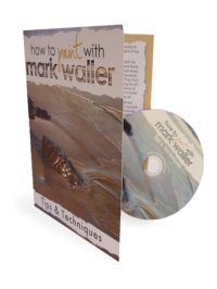 Mark's downloadable DVD Tips & Techniques will give you ideas, skills & tips to make your painting process easier and most importantly, more FUN!