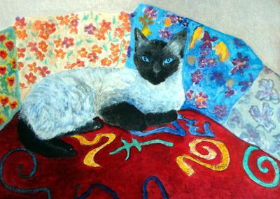 Jezebel The Cat