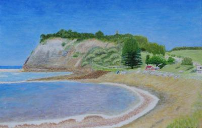 Fishermans Beach & Longreef Point
