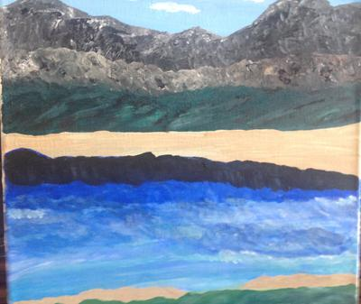 Majestic Mountains and Beautiful Rivers