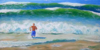 Paul at the Beach
