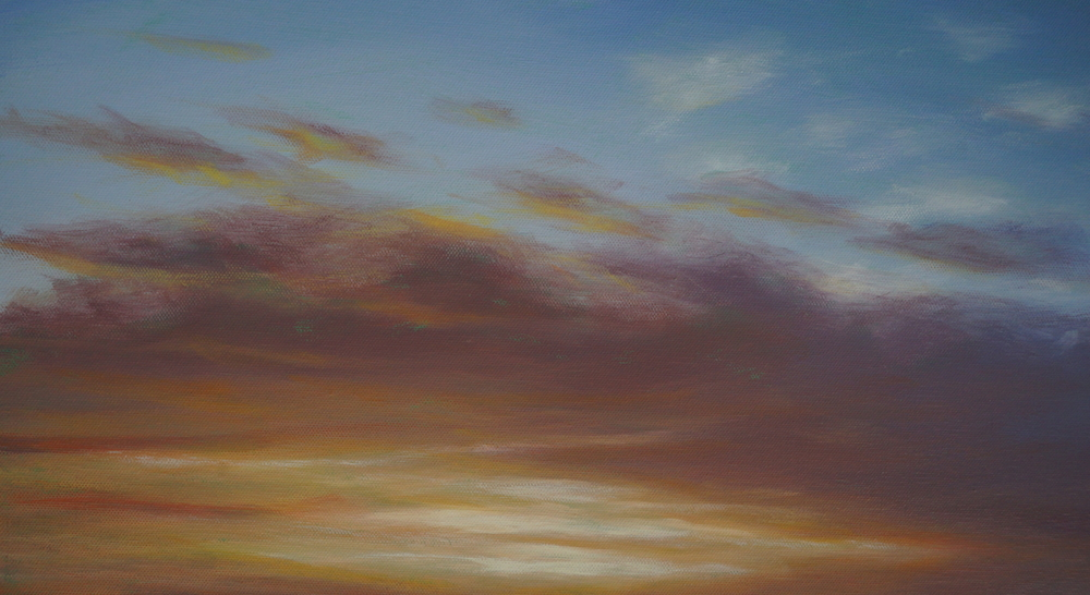 learn a simple concept to create stunning sunset clouds.