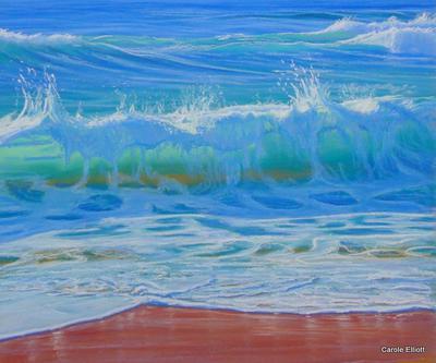 Wet & Wild II in pastel